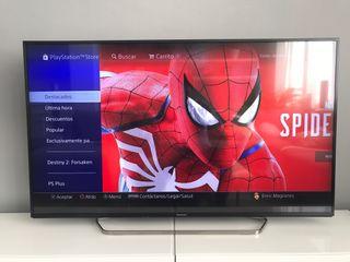 Smart TV Led 3D 4K Panasonic TX-55CX750E 55'