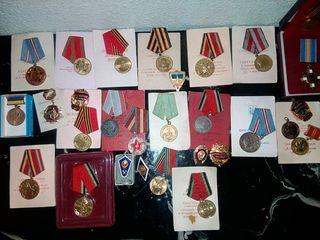 medallas, medallas de brocha