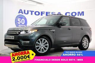 Land-Rover Range Rover Sport 3.0 SDV6 306CV HSE AUTO 5P