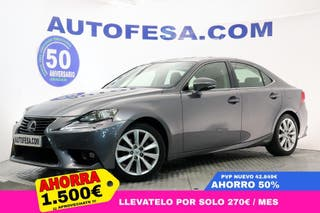Lexus IS 300 2.5 223cv Executive Tecno+NaviBox 4p Auto