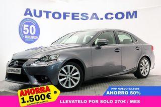 Lexus IS 300 2.5 223cv Executive Tecno+NaviBox 4p Auto