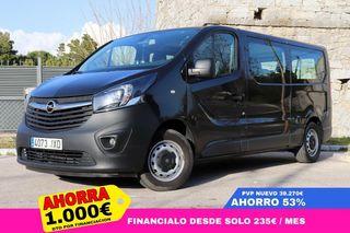Opel Vivaro Combi 9 1.6 CDTI L1 125cv 9 Plazas 4p