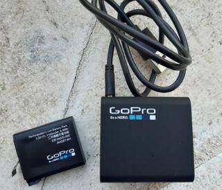 Cargador + batería GoPro Hero 4