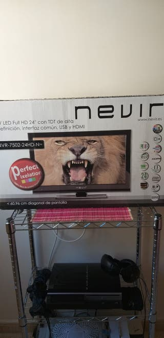 """Televisor Nevir 24"""" 7502-24HD-N"""