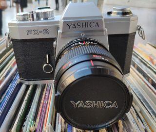 Cámara fotos Analógica Yashica
