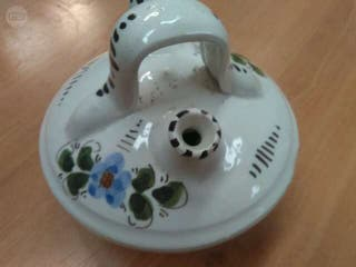 se vende botijo ceramica esmaltado
