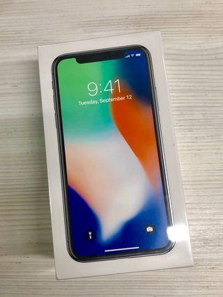 iPhone X Blanco 256 Gb