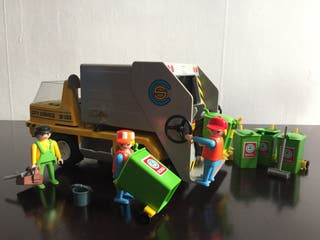 Camión basura playmobil 3780