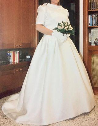 vestido de novia pronovias de segunda mano en barcelona en wallapop