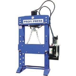 Prensa hidráulica con cilindro móvil 100 Ton