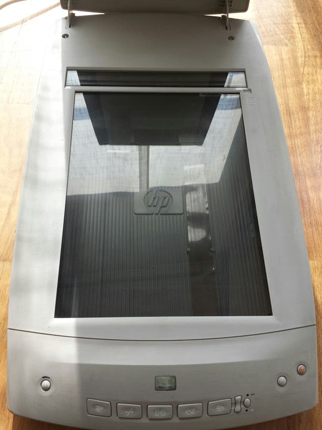 Escáner hp scanjet 5400c