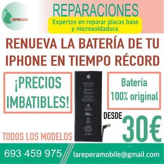 Cambiar batería iPhone 6 batería iPhone 6