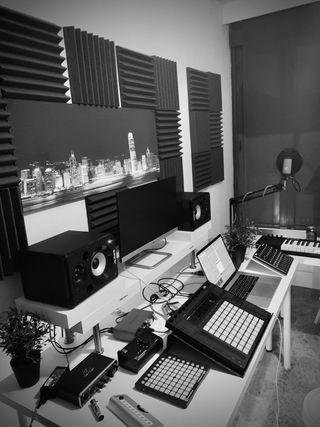 Clases particulares producción Ableton Live 10