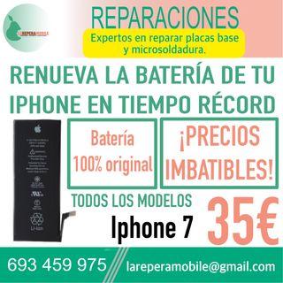 Cambiar batería iPhone 7 batería iPhone 7