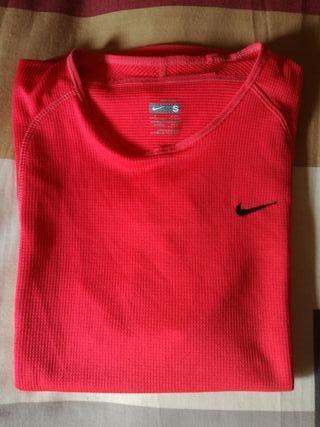 Camisetas tirantes Entrenamiento Nike original T:S