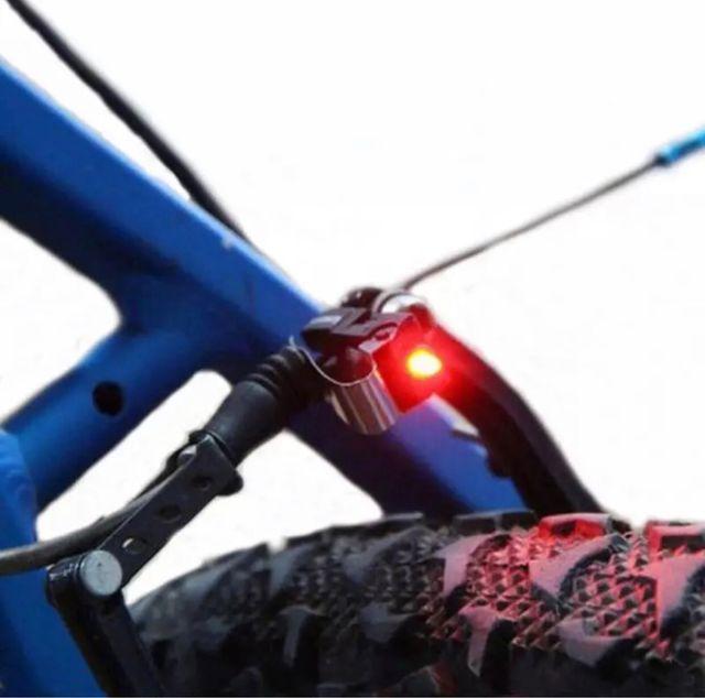 Luz de freno bicicletas