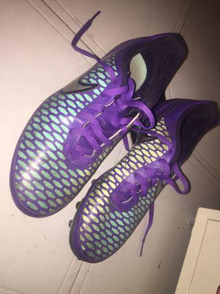 Botas de futbol nike mercurial talla 40