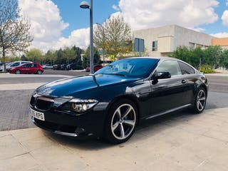 BMW Serie 6 635 diésel 286cv