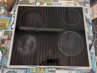 Placa de vitro cerámica