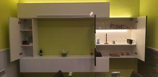Mueble sala comedor Nuevo Solo Expo