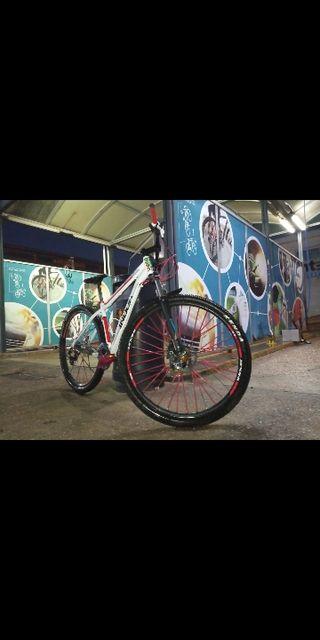 vendo bicicleta de 29