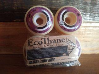 ruedas para skate board satori