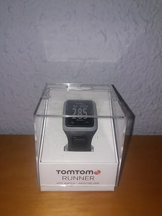 reloj TOMTOM RUNNER GPS WATCH¡¡NUEVO ORIGINAL!!NEW