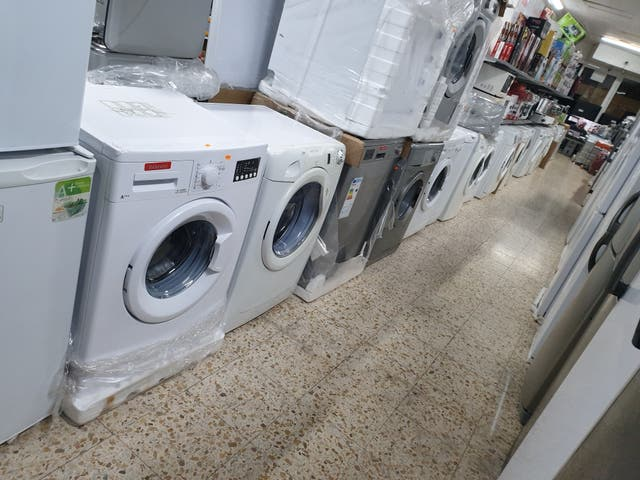 oferta lavadoras y neveras lavavajillas desde 80€