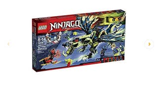 lego ninjago 70736 sin estrenar