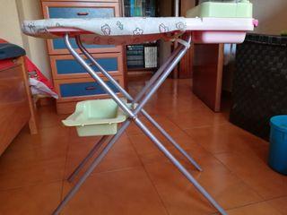 tabla de planchar de juguete