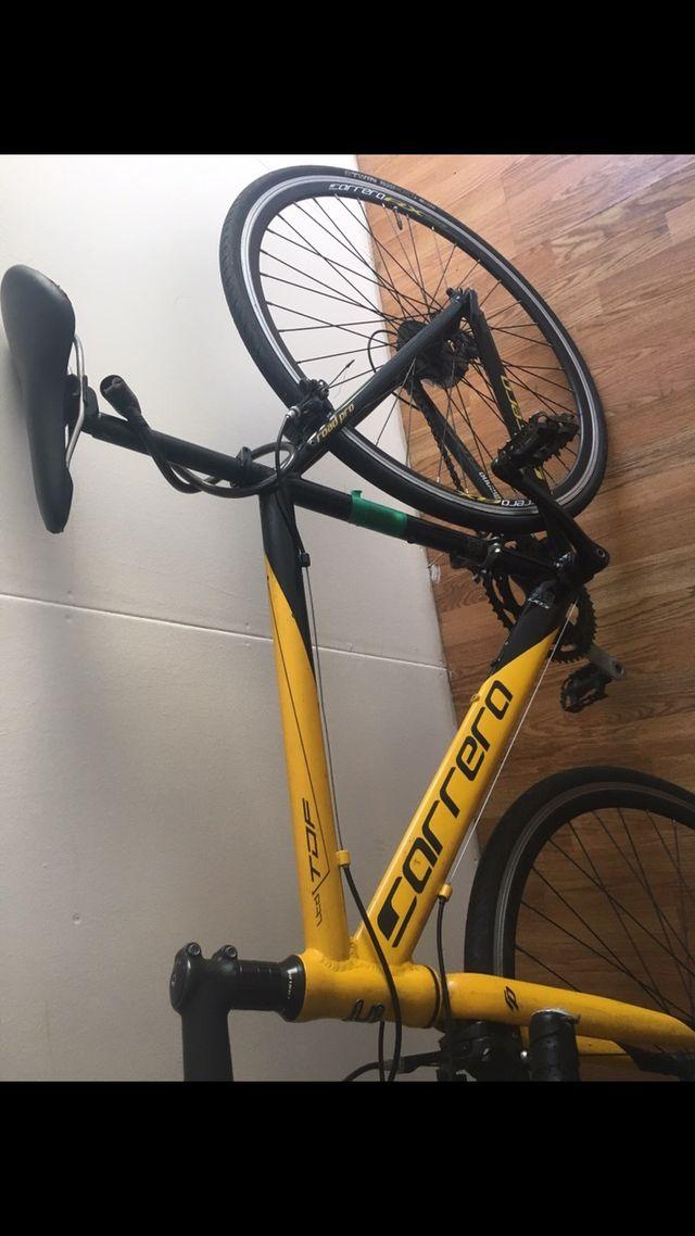 Bike urgently