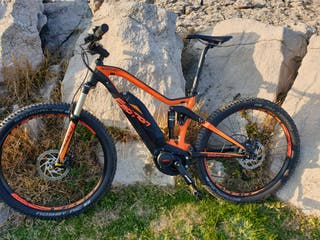 bicicleta eléctrica bh Lynx 27 5