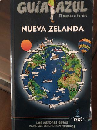 Guía azul Nueva Zelanda