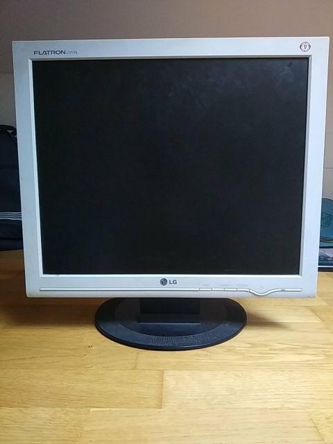 monitor LG pc vga