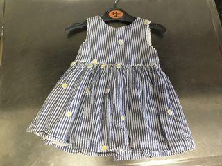 Vestido bebe de 0 a 3 meses