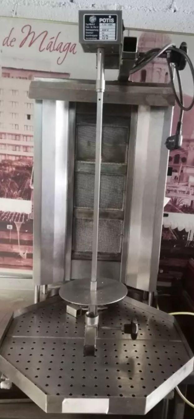 asador de kebab