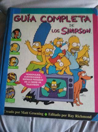 Guía completa de los simpson.