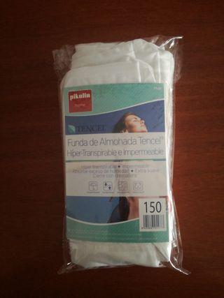 funda protector de almohada