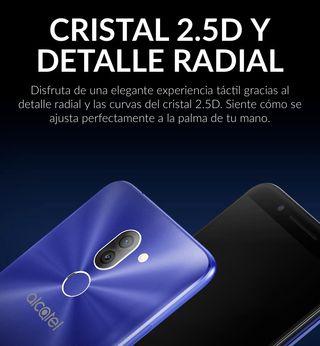 Alcatel 3x NUEVO - LIBRE