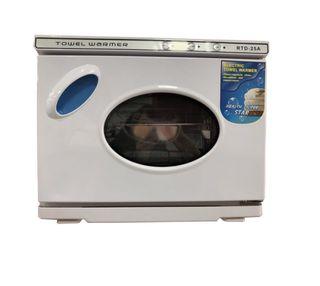 Calentador toallas + esterilizador - NUEVO ESTRENA