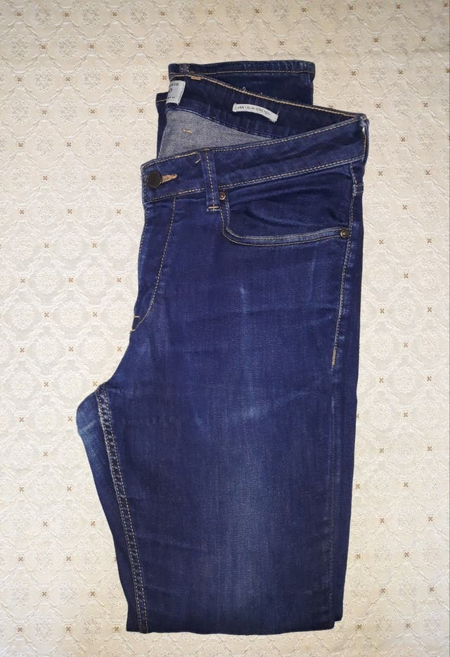 colores armoniosos buscar diseño moderno Pantalones vaqueros hombre Mango de segunda mano por 8 € en ...