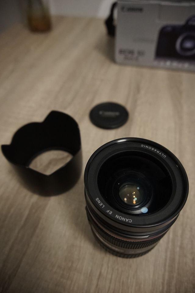Canon 28-70 mm F 2,8 L