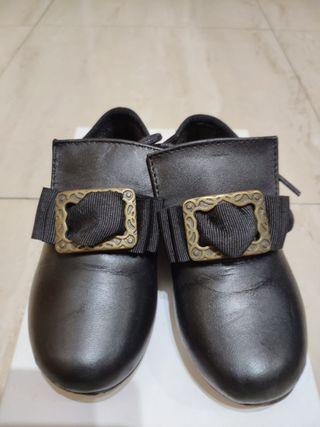 Zapato fallero niño