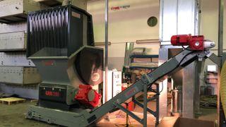 Trituradores Industriales / Abre bolsas / Prensas