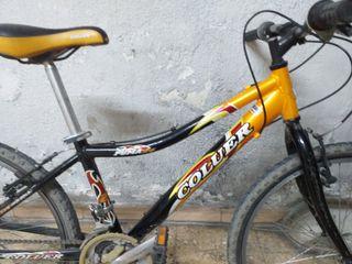 bicicleta colouer puma 24