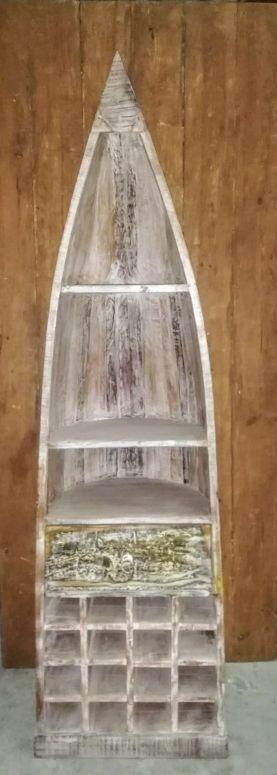 Mueble Canoa Botellero