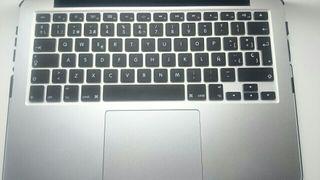 Teclado silicona apple macbook