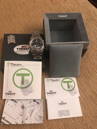 Reloj de pulsera Tissot T Touch