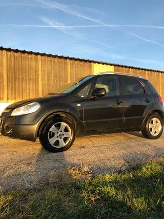 Fiat Sedici 1.9 Sedici 2007