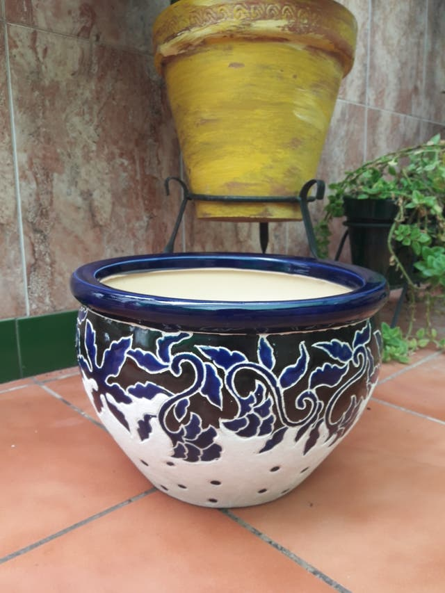 macetero de ceramica
